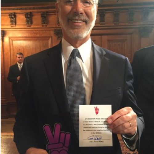 PENNSYLVANIA GOVERNOR TOM WOLF PLEDGE